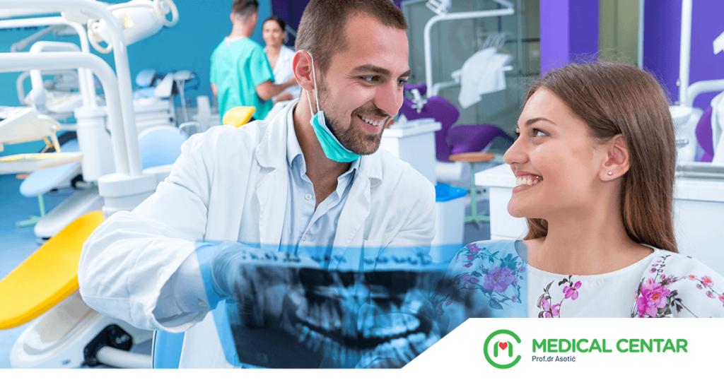 PZU MEDICAL CENTAR Dental RTG