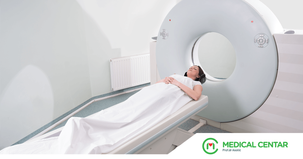 PZU MEDICAL CENTAR MRI Magnetna rezonanca