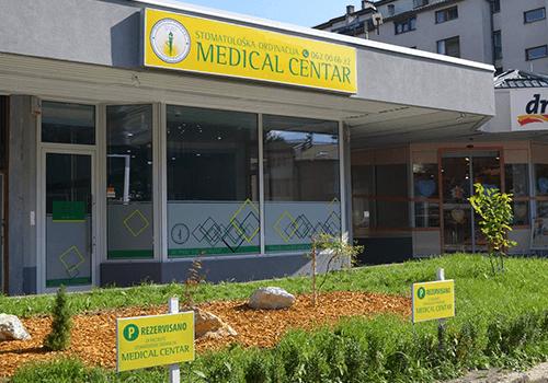 PZU MEDICAL CENTAR Lokacija Novi Travnik