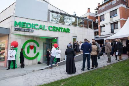 Otvoren Medical Centar u Sarajevu