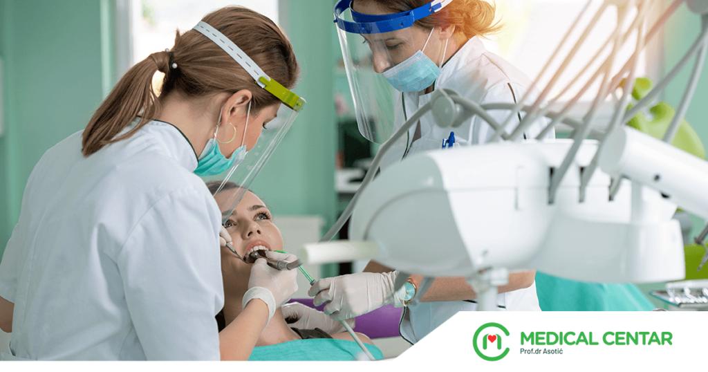 PZU MEDICAL CENTAR Parodontologija