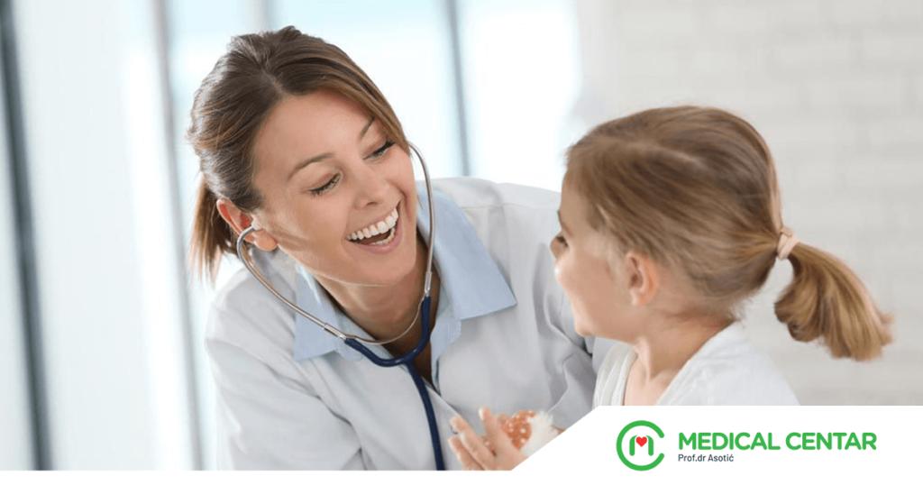 PZU MEDICAL CENTAR Pedijatrija