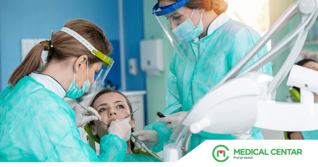 PZU MEDICAL CENTAR Stomatološka hirurgija
